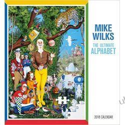 Kalendarz Mike Wilks 2018 Wall Calendar Pozostałe
