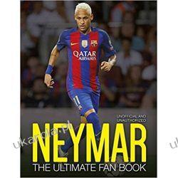 Neymar Ultimate Fan Book Po angielsku