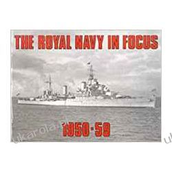 The Royal Navy in Focus 1950-59 Kalendarze ścienne