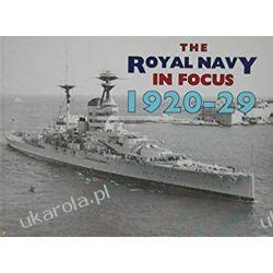 Royal Navy in Focus 1920-29 Kalendarze ścienne