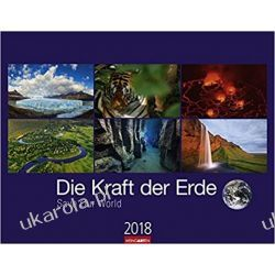 Kalendarz The Earth Świat 2018 Calendar