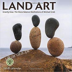 Kalendarz Krajobrazy Land Art 2018 Calendar Pozostałe