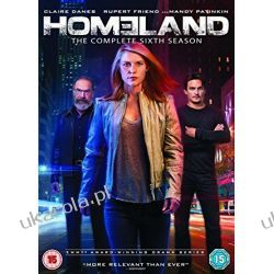 Homeland Season 6 DVD Filmy