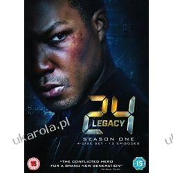 24: Legacy Dziedzictwo Season 1 DVD Płyty DVD