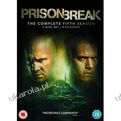 Skazany na Śmierć sezon 5 Prison Break: The Complete Fifth Season Filmy