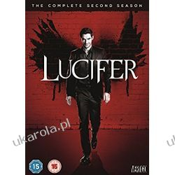 Lucyfer sezon 2 Lucifer Season 2 DVD Filmy