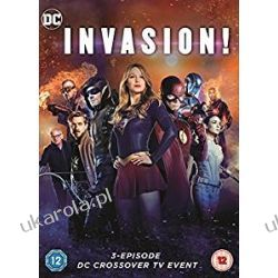 Inwazja Invasion! DC Crossover [DVD]