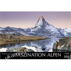 Kalendarz Alpy 2018 The Alps Calendar  Pozostałe