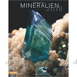Kalendarz Minerały Minerals 2018 Calendar