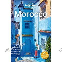 Lonely Planet Morocco Mapy, przewodniki, książki podróżnicze