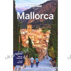 Lonely Planet Mallorca Mapy, przewodniki, książki podróżnicze