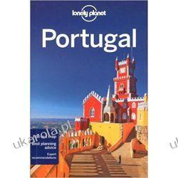 Lonely Planet Portugal Mapy, przewodniki, książki podróżnicze