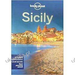 Lonely Planet Sicily Mapy, przewodniki, książki podróżnicze