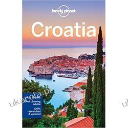 Lonely Planet Croatia Mapy, przewodniki, książki podróżnicze