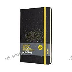 2018 Moleskine Star Wars Limited Edition Logo Large Weekly Notebook Diary 18 Months Hard