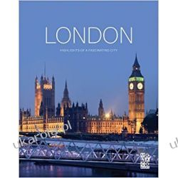 The London Book: Highlights Of A Fascinating City Kalendarze ścienne