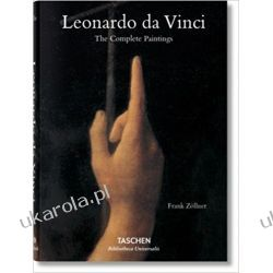 Leonardo Da Vinci: The Complete Paintings Sztuka i architektura