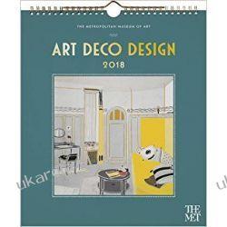 Kalendarz Art Deco Design 2018 Calendar Pozostałe