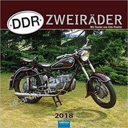 Kalendarz DDR Bikes 2018 Calendar 2018