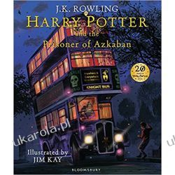 Harry Potter and the Prisoner of Azkaban: Illustrated Edition Książki obcojęzyczne