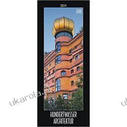 Kalendarz Architektura Hundertwasser Architecture 2018 Calendar Książki i Komiksy