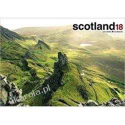 Kalendarz Szkocja Scotland 2018 Calendar Książki i Komiksy