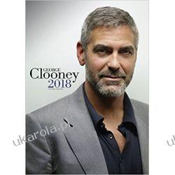 Kalendarz George Clooney 2018 Calendar Książki i Komiksy