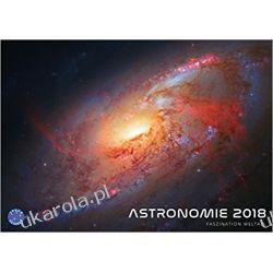 Kalendarz NASA Astronomia Calendar 2018 Książki i Komiksy