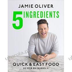5 Ingredients - Quick & Easy Food Jamie Oliver Kalendarze książkowe