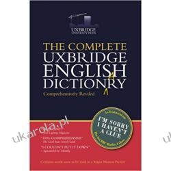 The Complete Uxbridge English Dictionary: I'm Sorry I Haven't a Clue Pozostałe