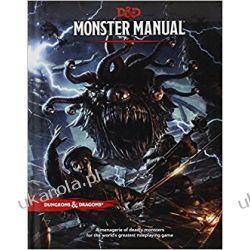 Monster Manual: A Dungeons & Dragons Core Rulebook Kalendarze ścienne
