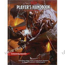 Dungeons & Dragons Player's Handbook Pozostałe