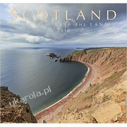 Kalendarz Szkocja Scotland The Light & The Land 2018 Calendar