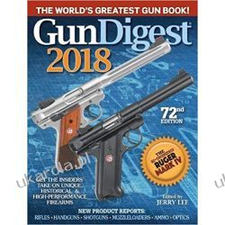 Gun Digest 2018 72nd Edition Pozostałe