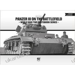 Panzer III on the Battlefield Broń pancerna