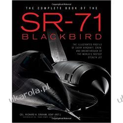 The Complete Book of the SR-71 Blackbird Kalendarze ścienne