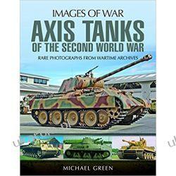 Axis Tanks of the Second World War Broń pancerna