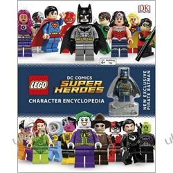 LEGO DC Super Heroes Character Encyclopedia: With Minifigure Piechota