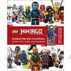 LEGO® Ninjago Character Encyclopedia Updated and Expanded: With Minifigure Pozostałe