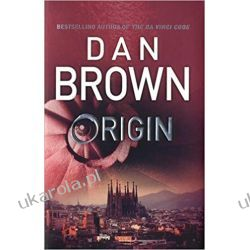 Origin Dan Brown Pozostałe