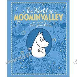 Muminki The Moomins: The World of Moominvalley Książki dla dzieci i młodzieży