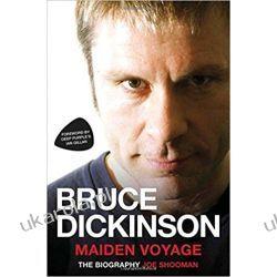 Bruce Dickinson: Maiden Voyage: The Biography Książki obcojęzyczne