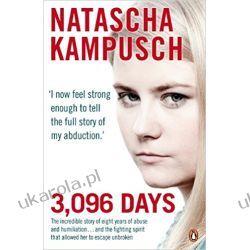 3,096 Days - Natascha Kampusch Książki obcojęzyczne