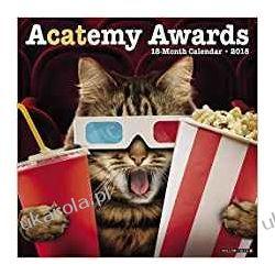 Kalendarz Koty Acatemy Awards Wall Calendar 2018 Pozostałe