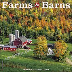 Kalendarz Gospodarstwa i Stodoły Farms & Barns 2018 Calendar Pozostałe