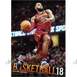 Kalendarz Basketball 2018 Calendar NBA