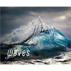 Kalendarz Waves 2018 Calendar Fale Woda Water
