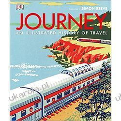 Journey: An Illustrated History of Travel Kalendarze ścienne