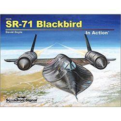SR-71 Blackbird in Action David Doyle  Pozostałe