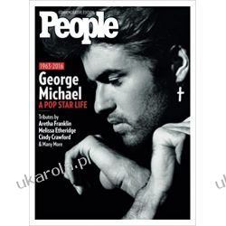 PEOPLE George Michael: A Pop Star Life Literatura piękna, popularna i faktu